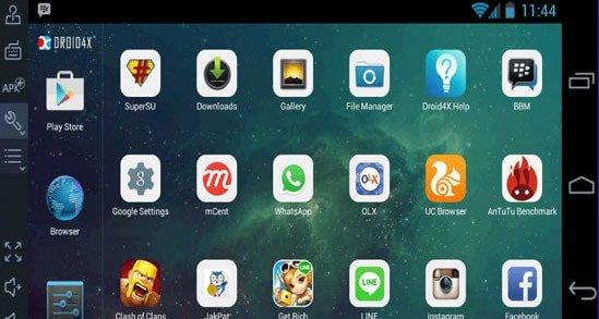 Nox App Player ke Alternative kya he?